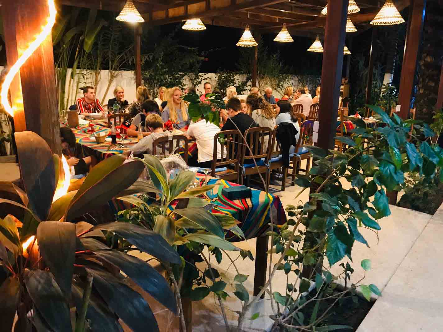 Restaurant Hotel Les Bougainvilliers 3